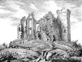 Image illustrative de l'article Château de La Haye-du-Puits