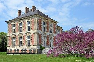 Château de Vallery - Image: Chateau de Vallery DSC 0082