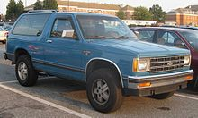 1989 s10 blazer weight