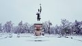 Chișinău snowfall - RȘPN Zdarova Natasha - 01.jpg