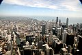 "Chicago (ILL) Willis Tower ( Ex. SEARS Tower ) 1974, N-E side "" the loop "" (4800357061).jpg"