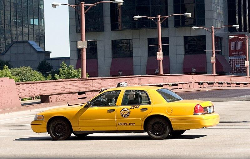 Orlando airport preço do táxi