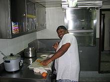 Chief cook - Wikipedia