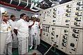 Chief Minister of Tamil Nadu Edappadi K. Palaniswami visiting INS Chennai during dedication ceremony.jpg