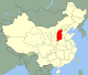 China Shanxi.svg