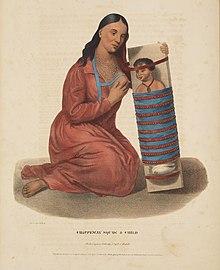 Indiankvinna Synonym