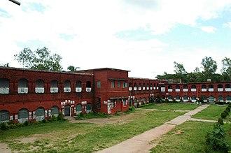 Chittagong Collegiate School and College - School campus