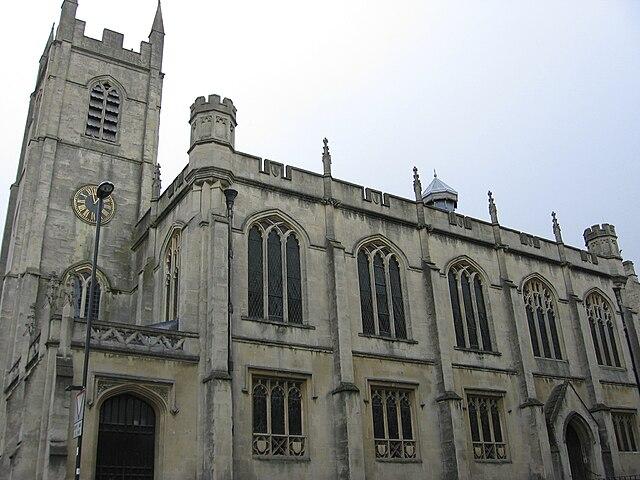 Christ Church, Bath