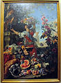 Christian berentz e carlo maratta, loggia con giardino, 1696, Q176, 01.JPG