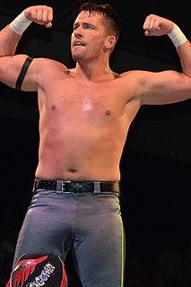 Chuck Taylor (wrestler) American professional wrestler