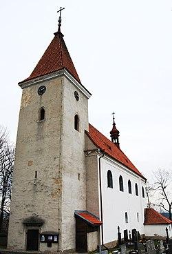 Church of the Assumption of the Virgin Mary in Třebsko (3).JPG
