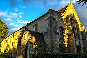 Holy Innocents Church, South Norwood - Image: Church of the Holy Innocents, South Norwood