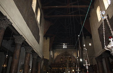 Church of the Nativity interior 2010.jpg