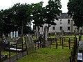 Churchyard, Castlereagh Presbyterian Church - geograph.org.uk - 912305.jpg