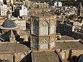 Cimborrio octogonal gótico, sobre el crucero de la catedral de Valencia, España, Spain.JPG