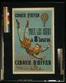 Cirque dʹhiver ... Tous les soirs,à 8 heures LCCN2002716361.tif