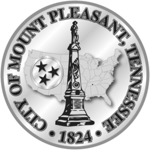 Mount Pleasant, Tennessee - Image: City Seal
