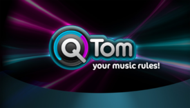 Logo von QTom
