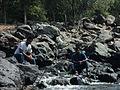 Clear waters at Mekedatu 2.JPG