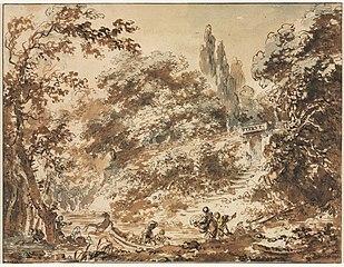 Scene in a Park (1925.1006)