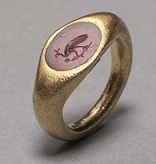 Peacock Ring (1933.191)