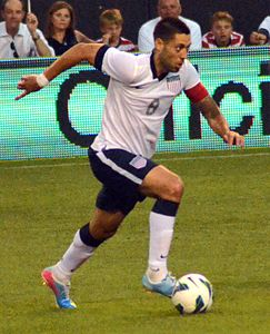 Clint Dempsey nel 2013