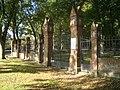 Cmentarz kanoników we Fromborku, brama.jpg