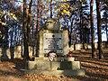 Cmentarz wojenny nr 368 z 1914 r. Limanowa-Jabłoniec - 1914 Military cemetery ^368 - panoramio (1).jpg