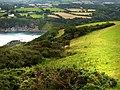 Coast path Dinas Island, approaching Cwm-yr-Eglwys - geograph.org.uk - 534052.jpg