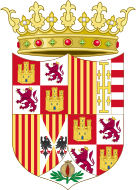 Coat of Arms of Ferdinand II of Aragon (1504-1513).svg
