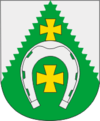 Coat of Arms of Kličaŭ, Belarus.png