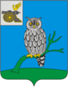Coat of Arms of Sychyovka (Smolensk oblast).png