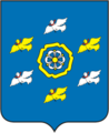 Coat of Arms of Torzhok rayon (Tver oblast).png