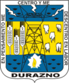 Coat of arms of Durazno Department.png