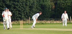 Coates, Gloucestershire - Coates Cricket Club