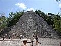 Coba piramid - panoramio.jpg