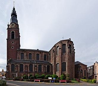 Leuze-en-Hainaut - Collegiate Church of St Peter