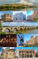 Collage de la ciudad de Zamora, Castilla y León, España.png