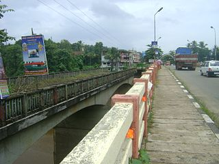 Ranni Village in Kerala, India