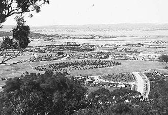William James Mildenhall - Image: Collins Park And Eastlake