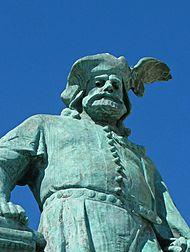 Coloman's statue