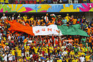 Colombia and Ivory Coast match at the FIFA World Cup 2014-06-19 (38).jpg