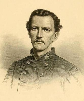 1st Missouri Infantry (Confederate) - Colonel Hugh A. Garland, the 3rd Commander