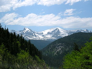 Picture of Rocky Mountains