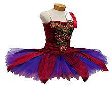 Платье пачка для балерины