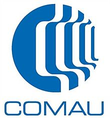 Description de l'image  Comau LOGO.jpg.