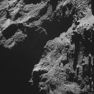 Comet 67P on 18 October 2014a NavCam B.jpg