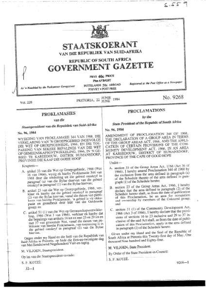File:Commencement of the Copyright Amendment Act 1984.djvu