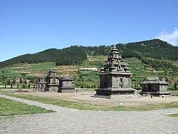 dieng temple complex