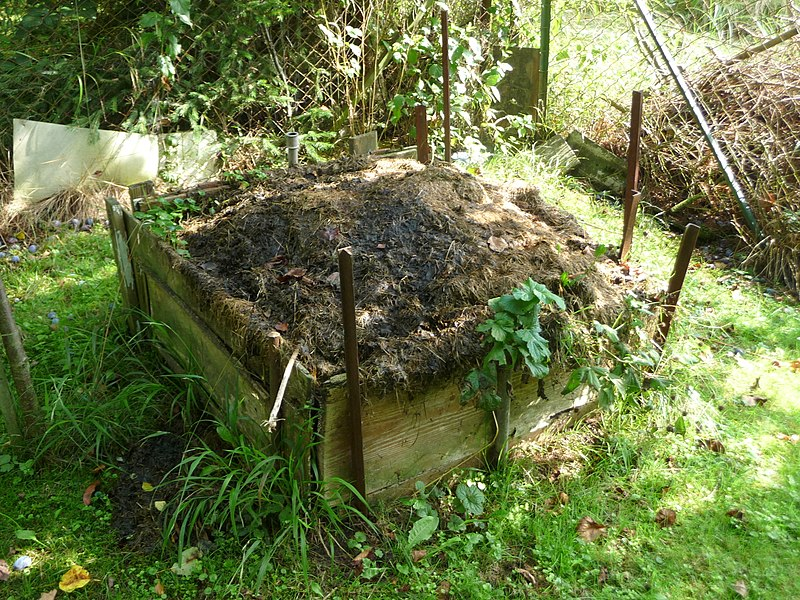 What is Compost used for?